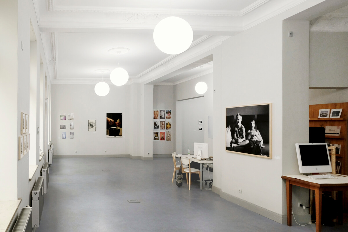 Fotoforum, Ausstellung Come In - Look Out, 2020